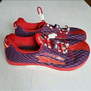 Altra Shoes - Altra 3 - sum triathlete running shoes